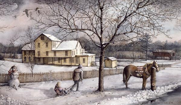 Snow Days by Nick Santoleri