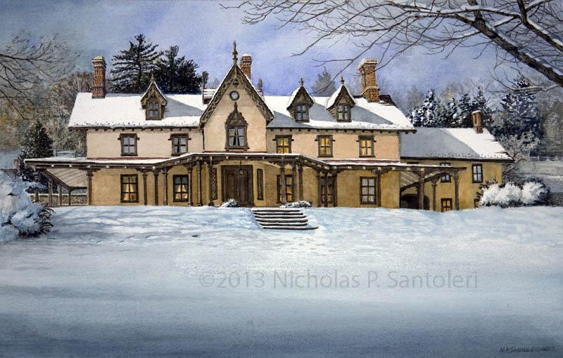 The Grange Estate by Nick Santoleri