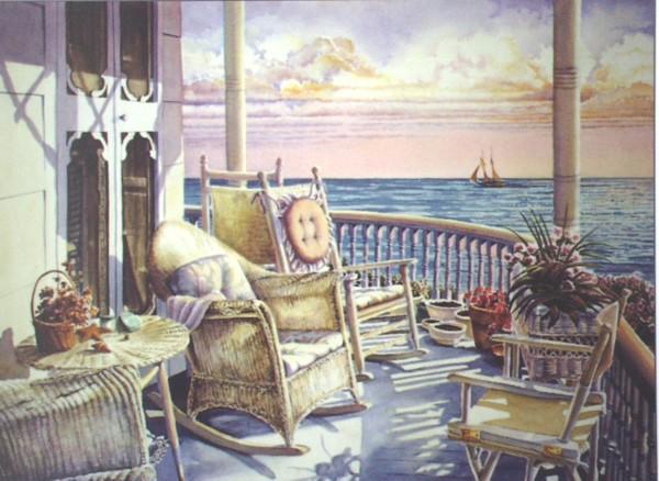 Schooner Yankey by Carole Clarke