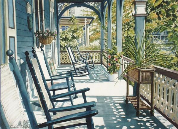 Victorian Rose by Carole Clarke