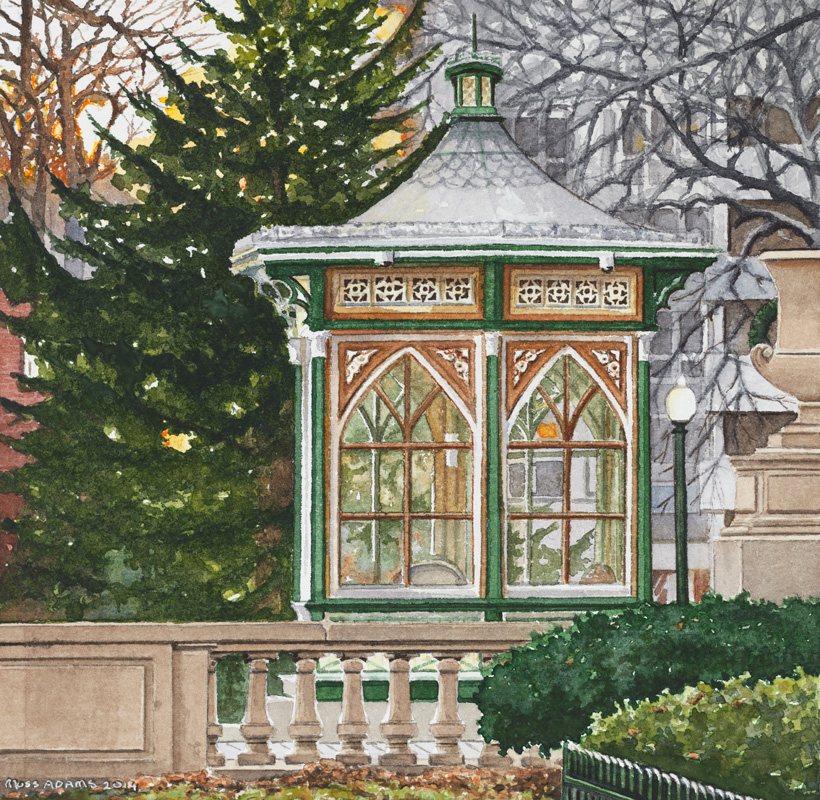 Gazebo by Moss Adams